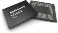Иллюстрация к новости Samsung приступила к массовой печати 16-Гбит чипов LPDDR5