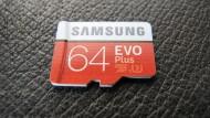 Иллюстрация к новости Samsung представила SD-карты EVO Plus и PRO Plus для профессионалов
