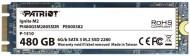 Иллюстрация к новости Твердотельные накопители Patriot Ignite M2 типоразмера M.2 оснащены интерфейсом SATA 6 Гбит/с