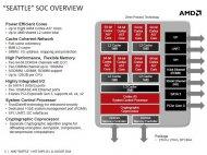 Иллюстрация к новости Поставки процессоров AMD с архитектурой ARM начнутся во втором полугодии