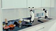 Иллюстрация к новости В Великобритании представили первого в мире робота шеф-повара