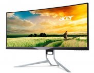 Иллюстрация к новости Acer создала первый в мире изогнутый монитор с поддержкой NVIDIA G-Sync