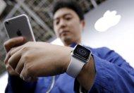 Иллюстрация к новости Старт глобальных продаж Apple Watch прошёл без длинных очередей