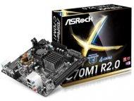 Иллюстрация к новости Матплата ASRock C70M1 R2.0 наделена гибридным процессором AMD C-70