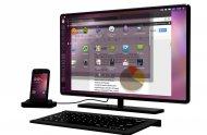 Иллюстрация к новости Ubuntu-смартфон, способный заменить десктоп, выйдет до конца года