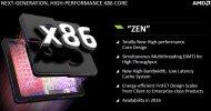 Иллюстрация к новости AMD раскрывает подробности о быстродействии процессоров Zen