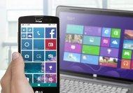 Иллюстрация к новости Смартфон LG Lancet под управлением Windows Phone 8.1