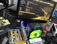 Иллюстрация к новости Intel Core i7-5775C (Broadwell) разогнан до 5 ГГц с воздушным охлаждением