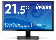 Иллюстрация к новости Iiyama ProLite XU2290HS-2: 21,5-дюймовый монитор с узкими рамками