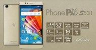 Иллюстрация к новости Смартфон Mediacom PhonePad Duo S531 может использоваться как универсальный ПДУ