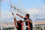 Иллюстрация к новости Новый проект Intel: ветрогенератор в каждый дом