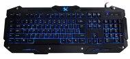 Иллюстрация к новости X2.Kimera 4007: игровая клавиатура с подсветкой за $30