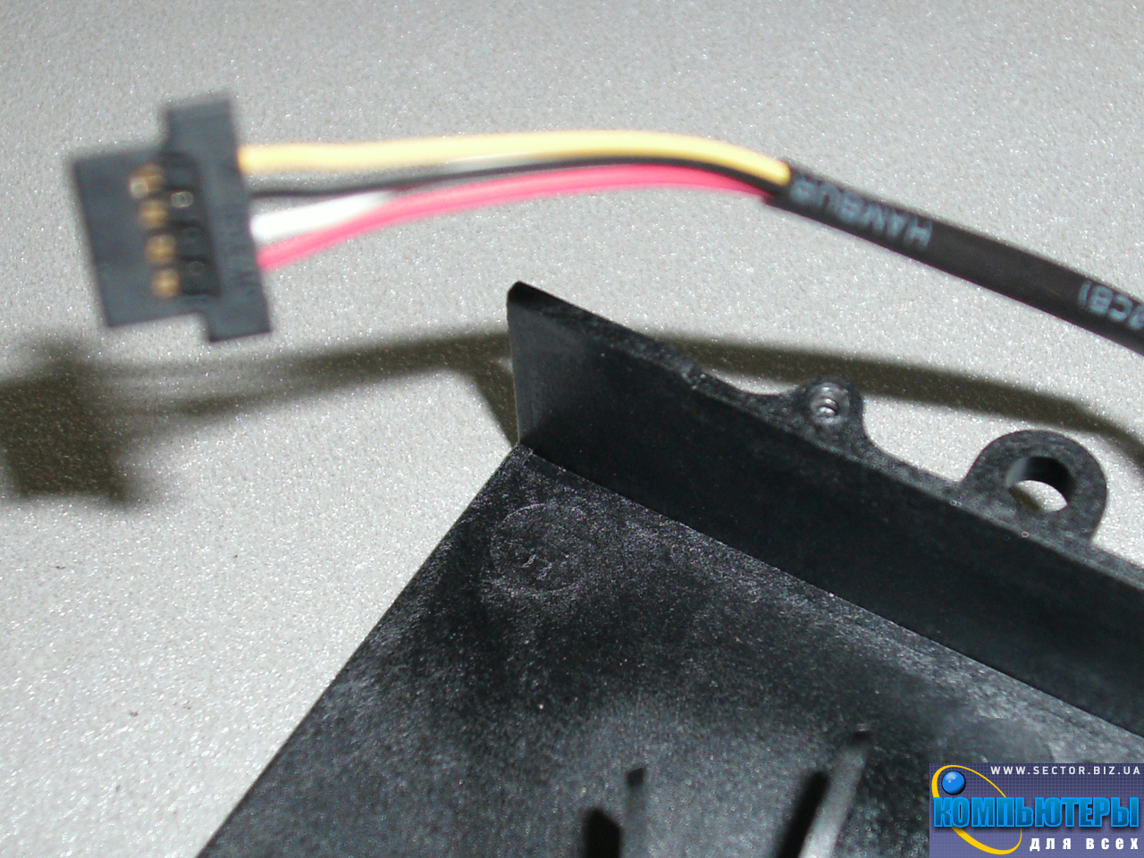 Кулер к ноутбуку HP Pavilion DV6-6200 DV6-6b00 DV6-6c00 DV7-6000 ProBook 4530S p/n: AD6505HX-EEB (CASA). Фото № 3.