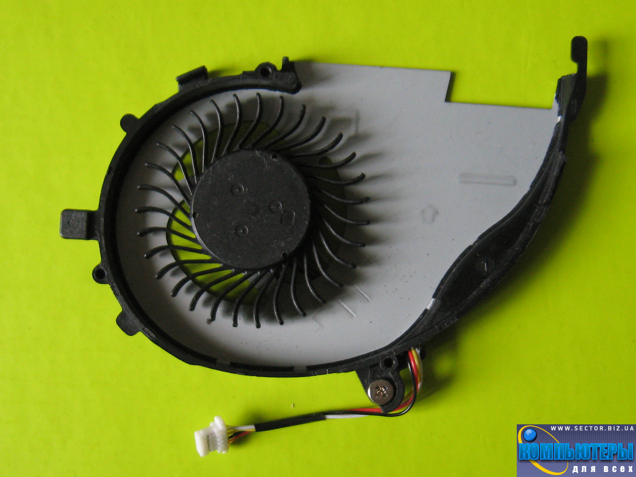 Кулер к ноутбуку Acer Aspire V5-472 V5-472P V5-572 V5-572G V5-572P V7-582PG p/n: DFS400805PB0T FCBB. Фото № 4.