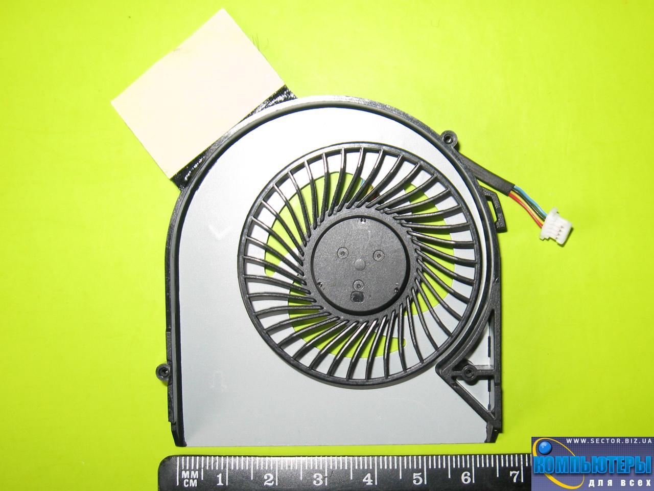 Кулер к ноутбуку Acer Aspire V5-471 V5-471G V5-531 V5-531G V5-571 V5-571G p/n: DFS481305MC0T FC38 23.10703.001. Фото № 4.