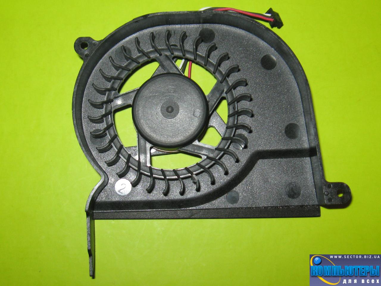 Кулер к ноутбуку Samsung RV509 RV511 RV513 RV515 RV518 RV520 RV409 RV411 RV415 RV420 p/n: DFS531005MC0T FA5B F81G-5 BA31-00098A. Фото № 1.