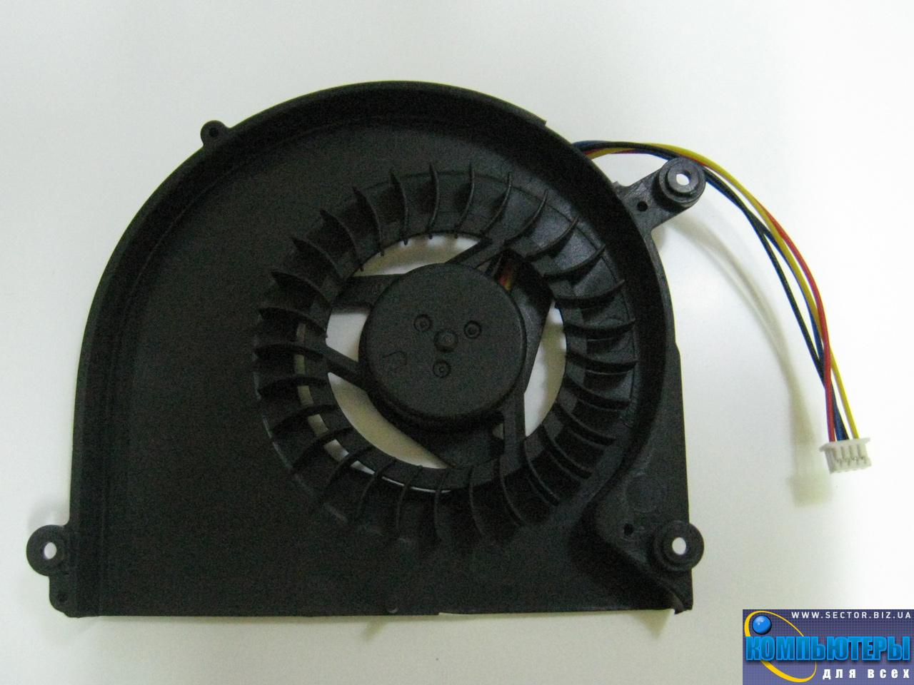 Кулер к ноутбуку Asus X5D X5DI X5DC X5DAF X5 K60 K61IC K70 K70AB K70C p/n: KDB0705HB. Фото № 3.