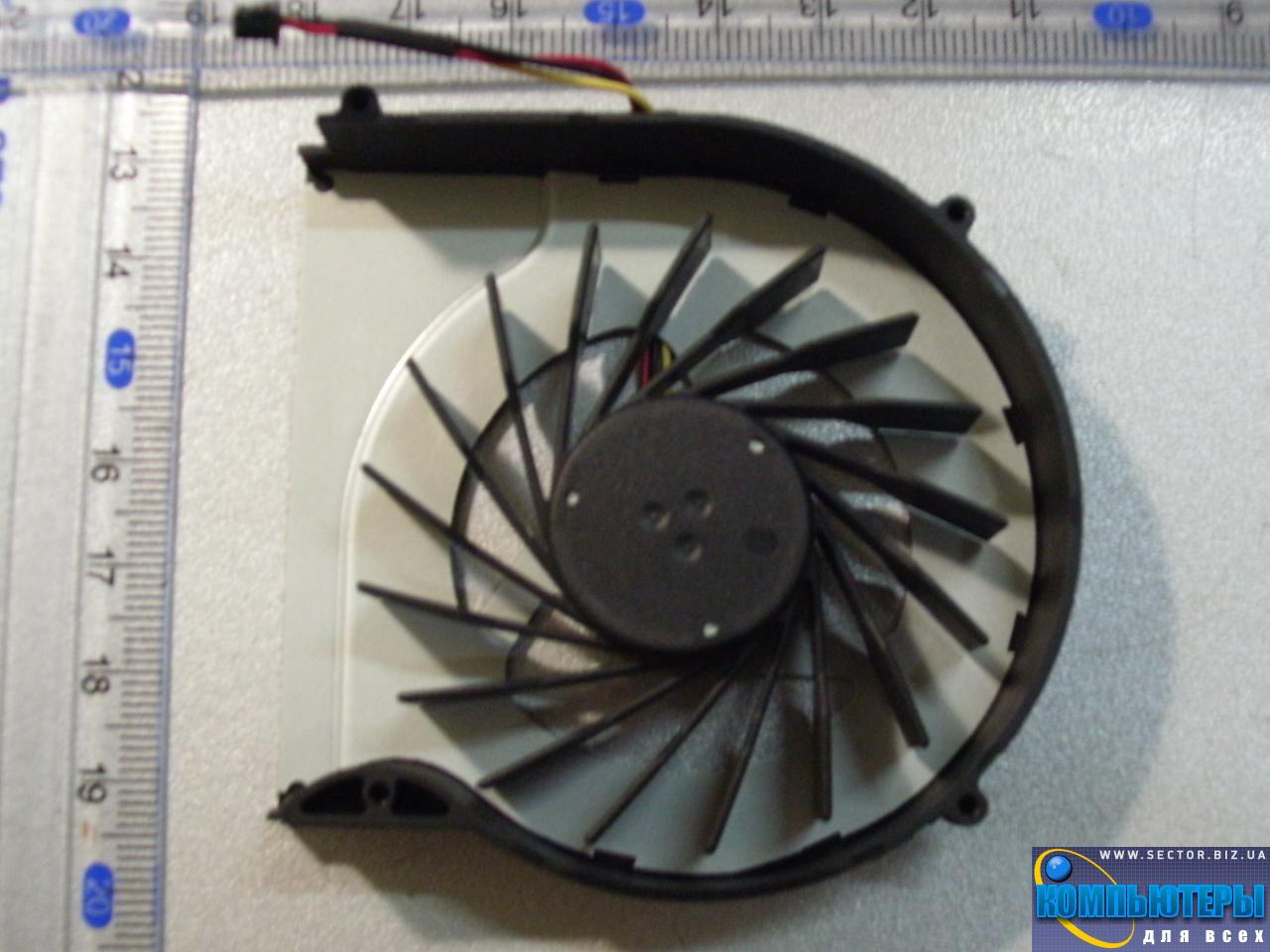 Кулер к ноутбуку HP Pavilion DV6-3000 DV6T-3000 DV7-4000 DV7T-4000 DV7-4100 p/n: KSB0505HA-9J99. Фото № 1.