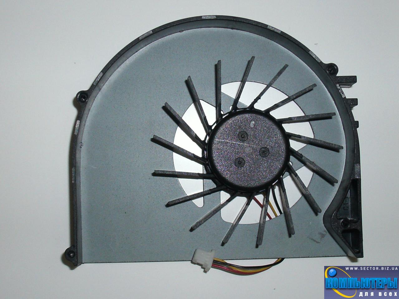 Кулер к ноутбуку Dell Inspiron 15R M5110 N5110 p/n: MF60090V1-C210-G99. Фото № 1.